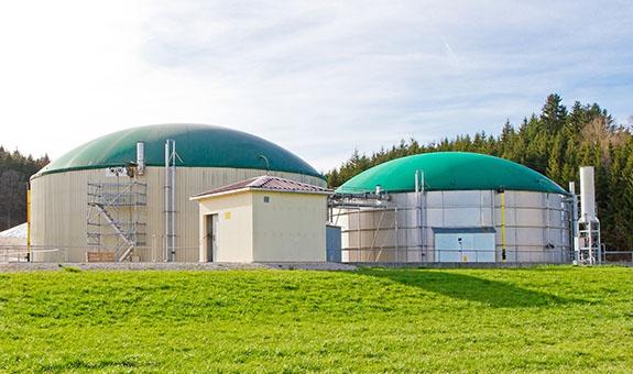 Biogasanlagen - Förderanlagen