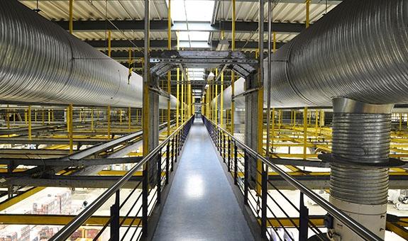 Lufttechnik - Entstaubungsanlagen, Abluftanlagen