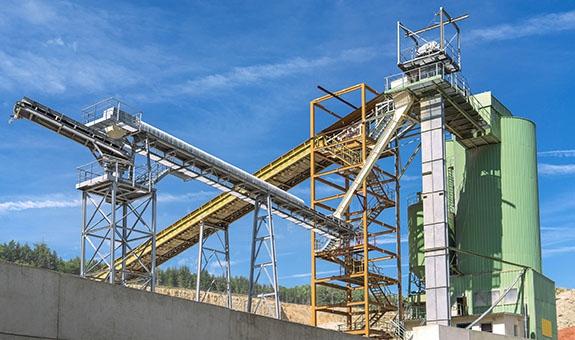 allgemeiner Anlagenbau - Förderanlagen